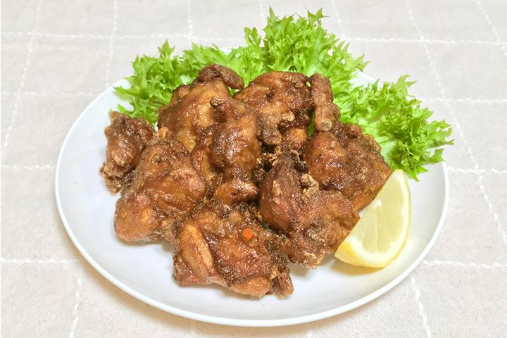 鶏の唐揚げ オイスターソース風味