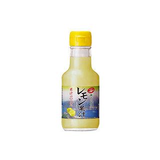 瀬戸内名産 レモン果汁(果汁100%)